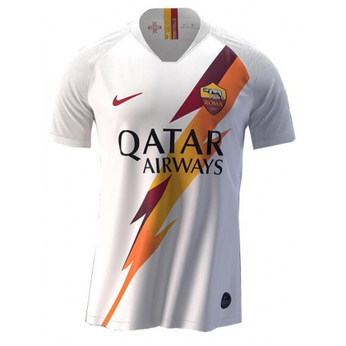 AS Roma Away Soccer Jersey Player Version 2019/20