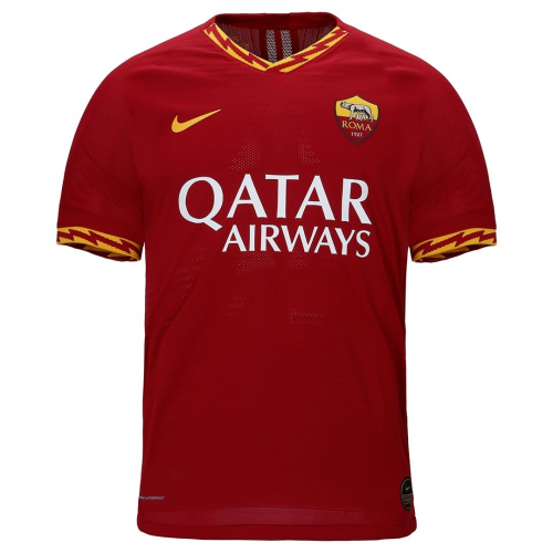 AS Roma Home Soccer Jersey Player Version 2019/20