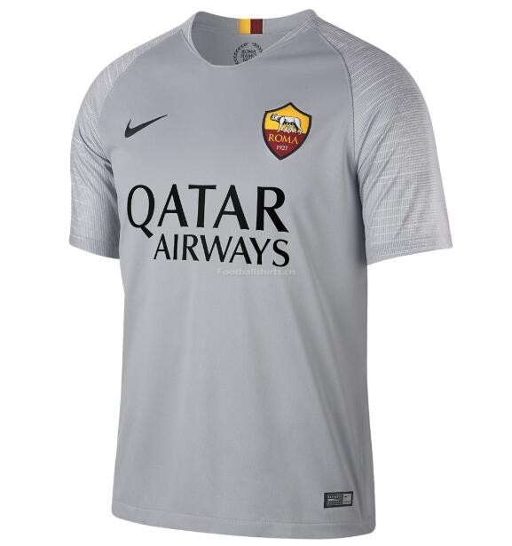 AS Roma Away Soccer Jersey 2018/19
