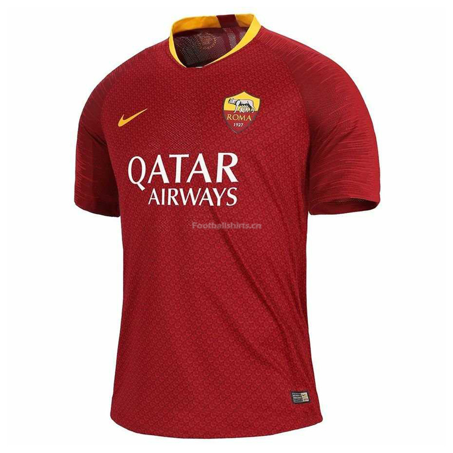 Match Version AS Roma Home Soccer Jersey 2018/19