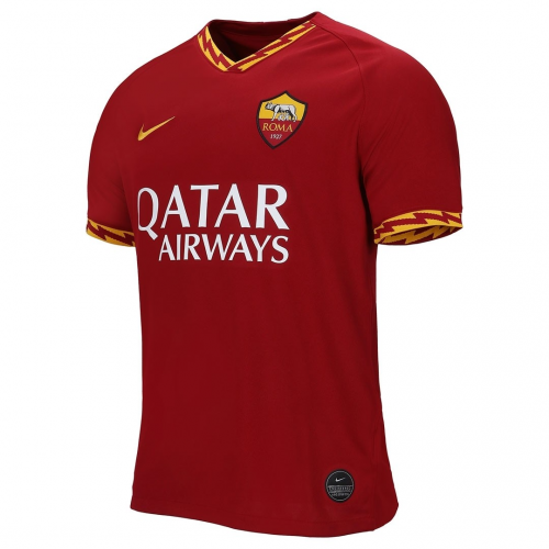 AS Roma Home Soccer Jersey 2019/20
