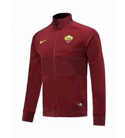 Roma Training Jacket Red 2019/20