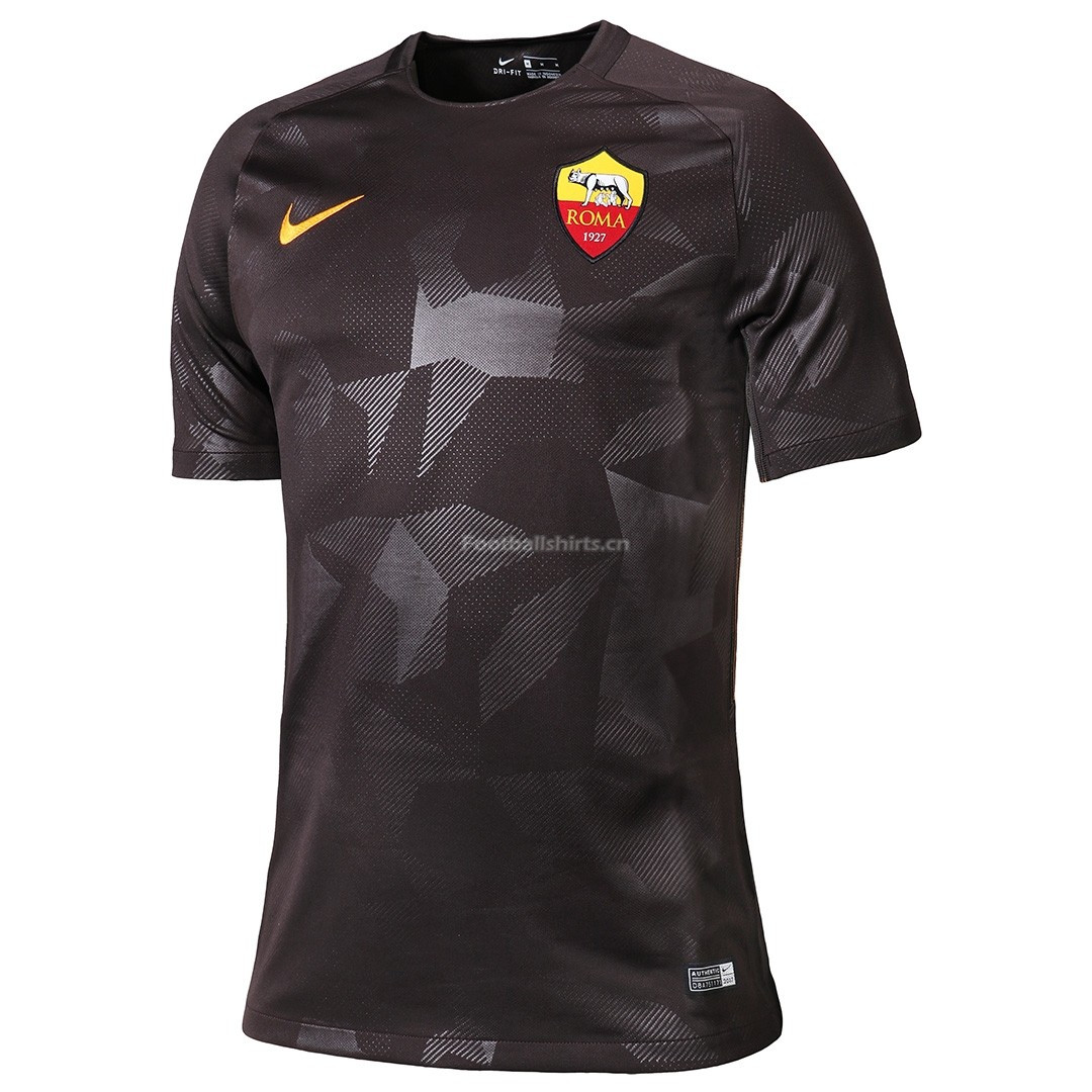 AS Roma Third Soccer Jersey 2017/18
