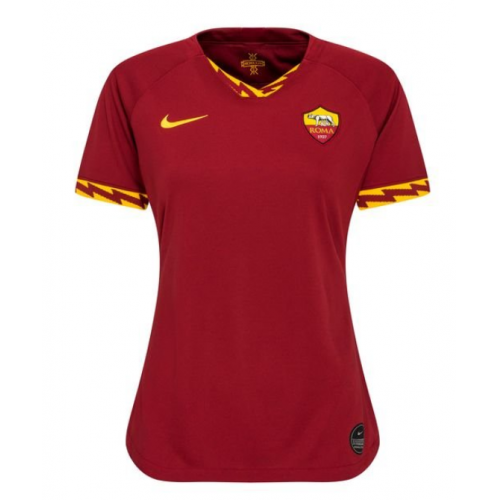 AS Roma Home Soccer Jersey Women's 2019/20
