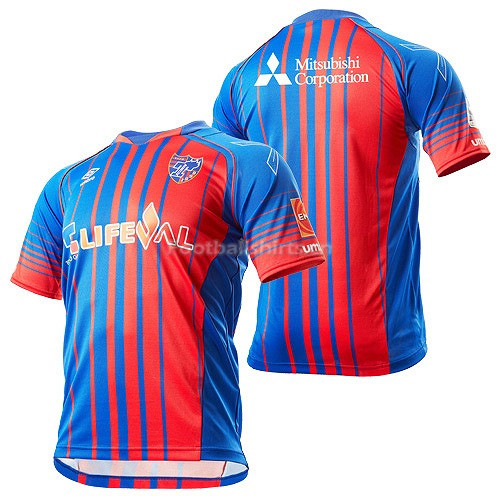 FC Tokyo Home Soccer Jersey 2017/18