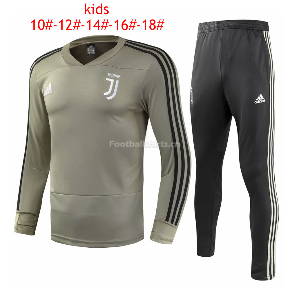 Kids Juventus Apricot Training Suit 2018/19