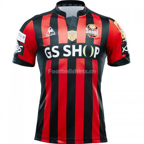 FC Seoul Home Soccer Jersey 2017/18