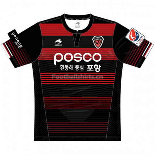 Pohang Steelers Home Soccer Jersey 2017/18