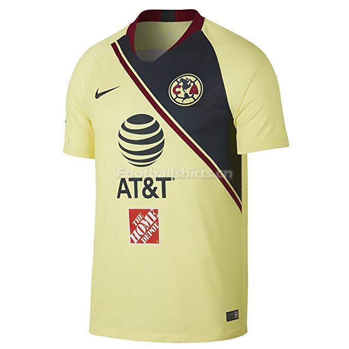 Club America Home Soccer Jersey 2018/19