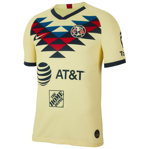 Club America Home Soccer Jersey 2019/20