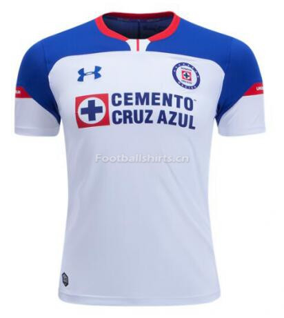Cruz Azul Away Soccer Jersey 2018/19