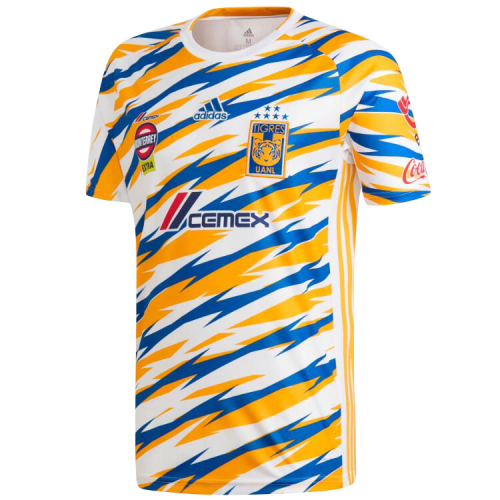 Tigres UANL 3rd Away Soccer Jersey 2018/19