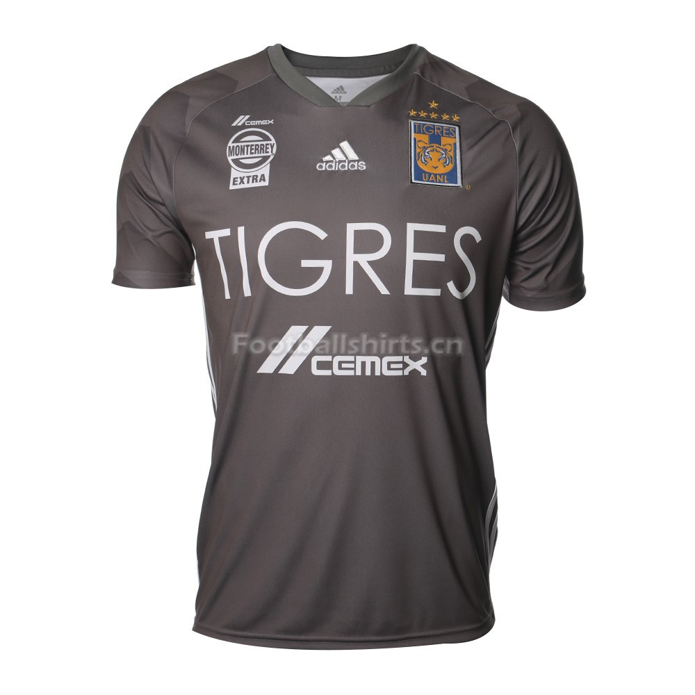 Tigres UANL Third Soccer Jersey 2018/19