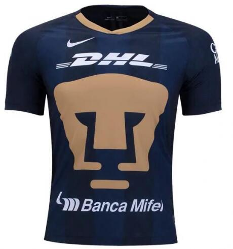 UNAM Away Soccer Jersey Player Version 2019/20