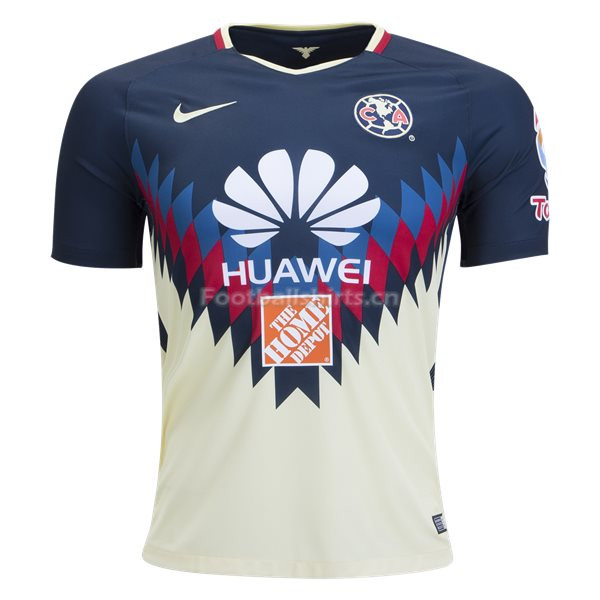 Club America Home Soccer Jersey 2017/18