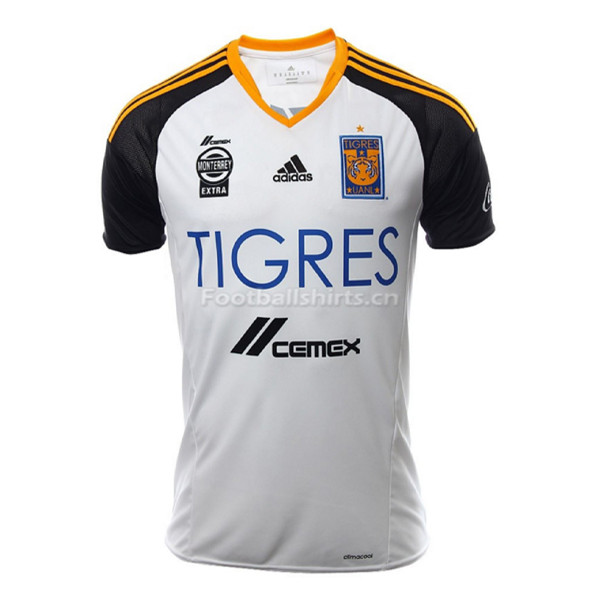 Tigres UANL 2016/17 Third Soccer Jersey