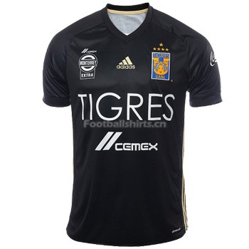 Tigres UANL Third Soccer Jersey 2017/18