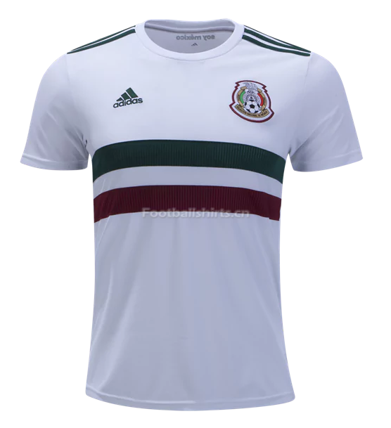 Mexico 2018 World Cup Away Soccer Jersey