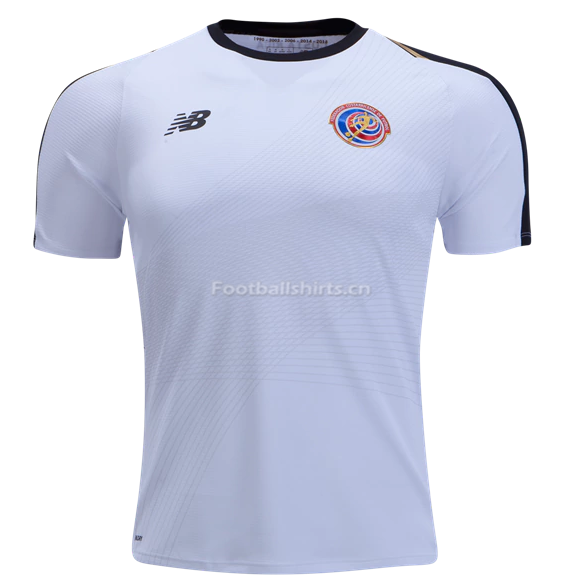 Costa Rica 2018 World Cup Away Soccer Jersey