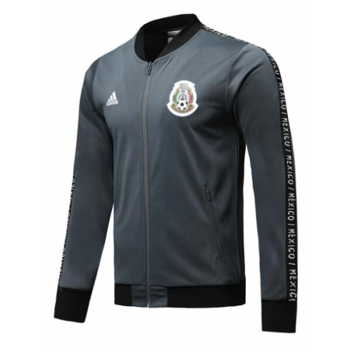Mexico Training Jacket Grey 2019