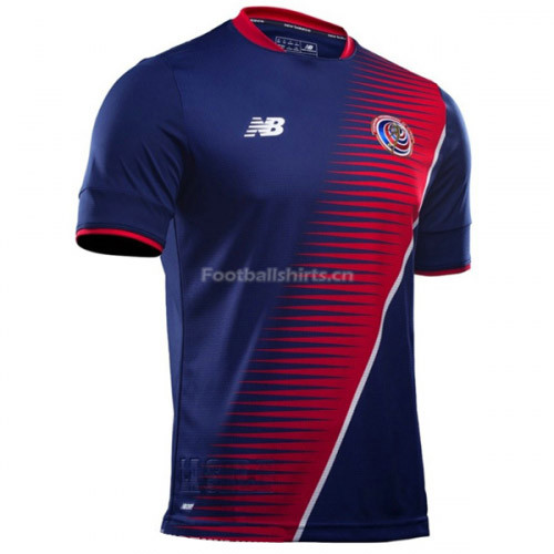 Costa Rica Third Gold Cup Soccer Jersey 2017/18