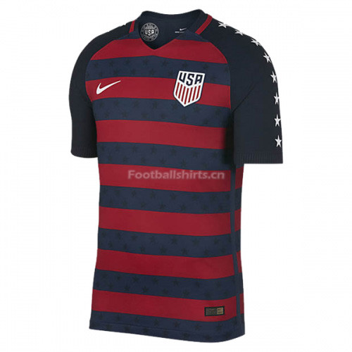 USA Gold Cup Soccer Jersey 2017/18
