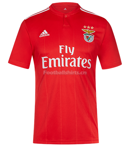 Benfica Home Soccer Jersey 2018/19