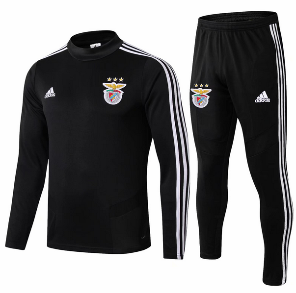 Benfica Training Top Suits Black 2019/20