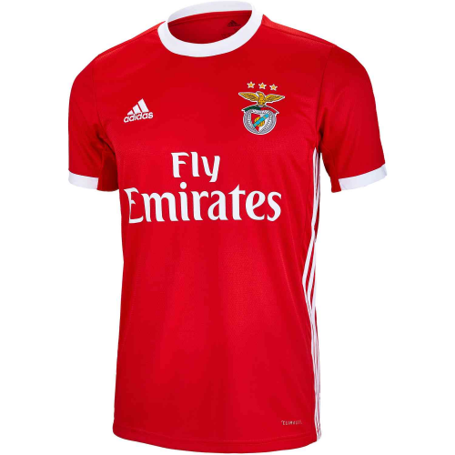Benfica Home Soccer Jersey 2019/20