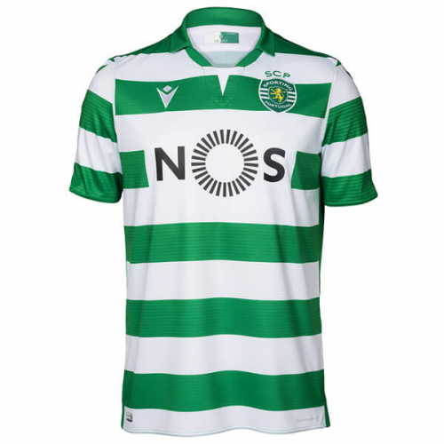 Sporting Clube de Portugal Home Soccer Jersey 2019/20