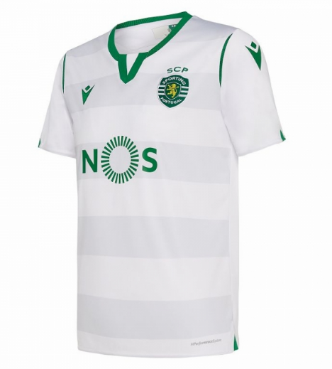 Sporting Clube de Portugal 3rd Away Soccer Jersey 2019/20
