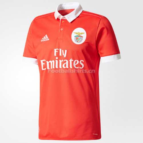 Benfica Home Soccer Jersey 2017/18