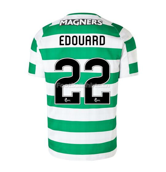 Celtic Home Edouard 22 Soccer Jersey 2018/19