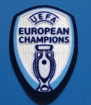 2016 Portugal UEFA European Champions Winner Patch