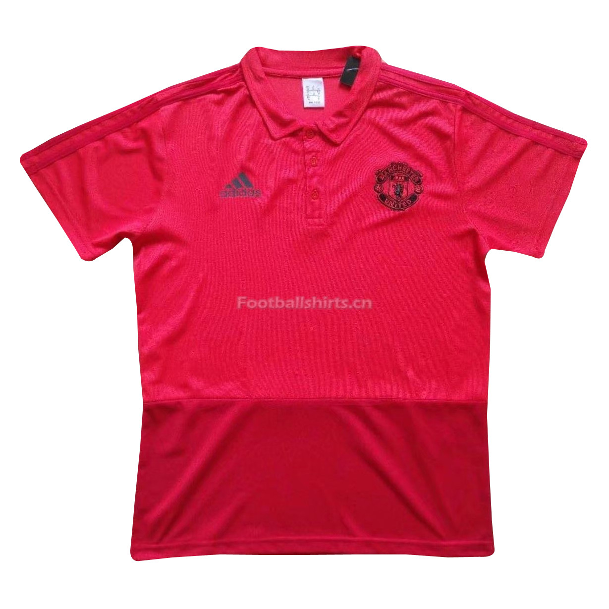 Manchester United 2018 Red Polo Shirt