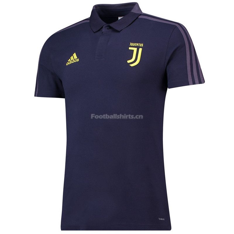 Juventus Royal Blue Polo Shirt 2018/19