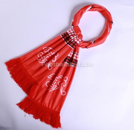 2018 World Cup Switzerland Soccer Scarf Red