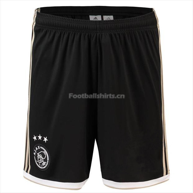 Ajax Away Soccer Shorts 2018/19