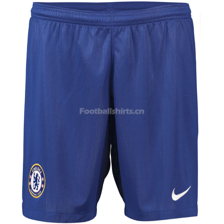 Chelsea Home Soccer Shorts 2018/19
