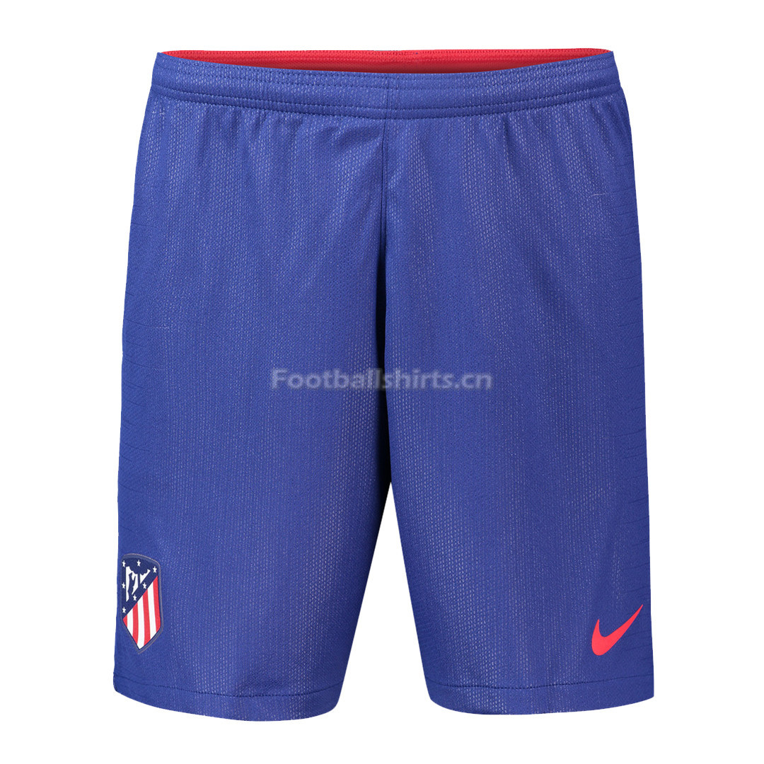 Atletico Madrid Home Soccer Shorts 2018/19