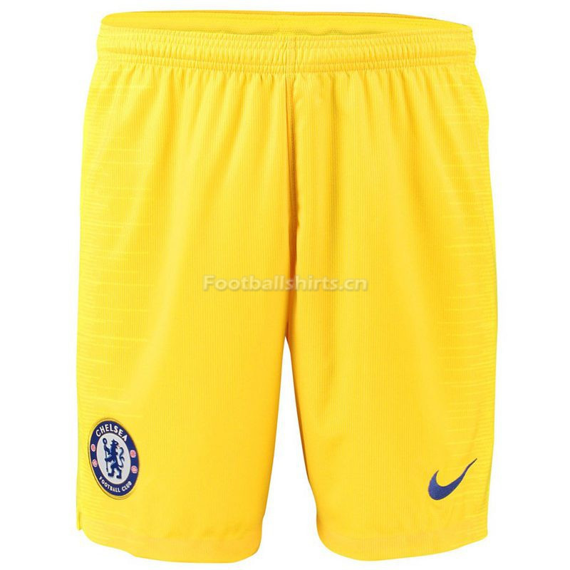 Chelsea Away Soccer Shorts 2018/19