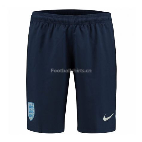 England 2018 World Cup Home Soccer Shorts