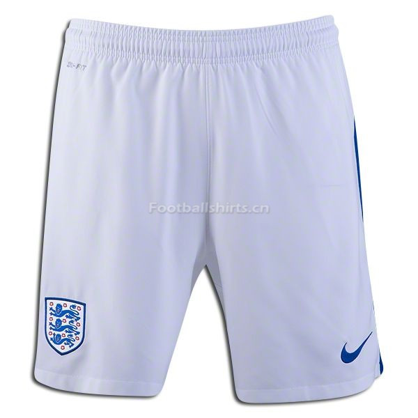 England 2018 World Cup Away Soccer Shorts