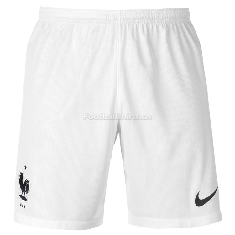 France 2018 World Cup Home Soccer Shorts