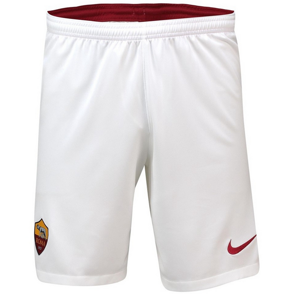Roma Home Soccer Shorts 2019/20