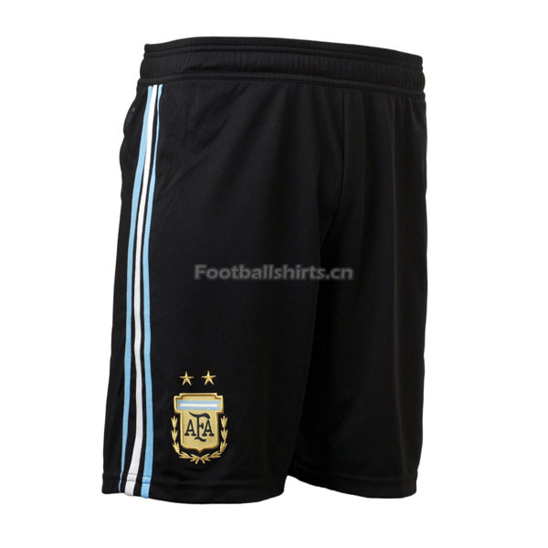 Argentina 2018 World Cup Home Soccer Shorts