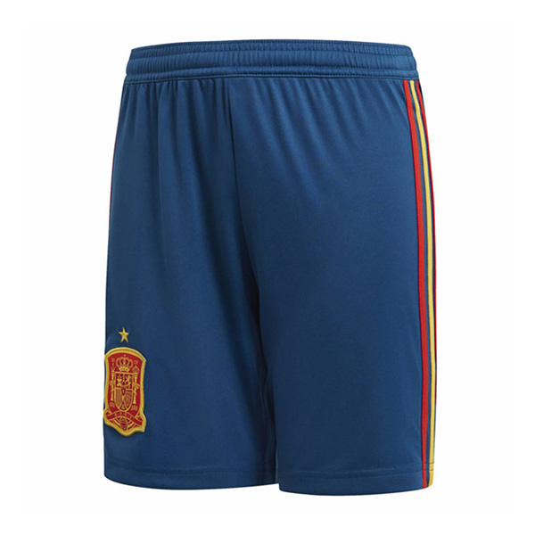 Spain 2018 World Cup Home Soccer Shorts