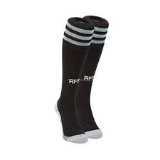 Argentina 2018 World Cup Away Black Socks