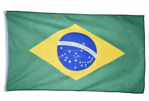 Brazil National Country Flag
