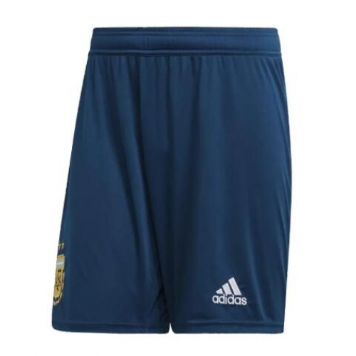 Argentina Home Soccer Shorts 2019 Copa America